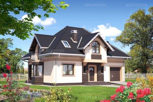 Проект дома Опус