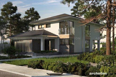 Проект дома Пирит Ас