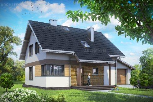 Проект дома Под липой
