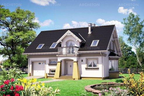 Проект дома Поля Люксор