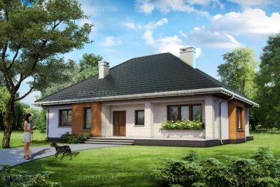 Проект дома Регина Рекс