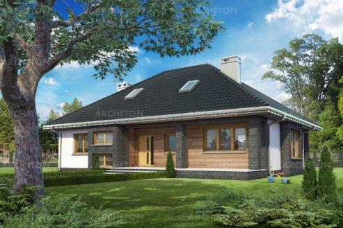 Проект дома Регина Ультра
