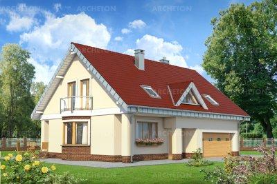 Проект дома Саба