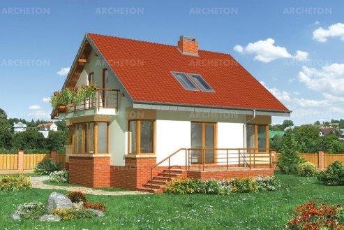 Проект дома Сабина