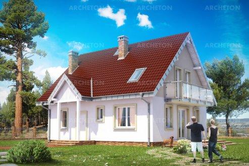 Проект дома Самбор