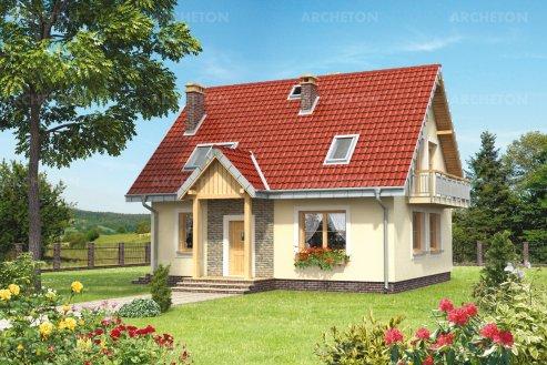 Проект дома Самбор Мини