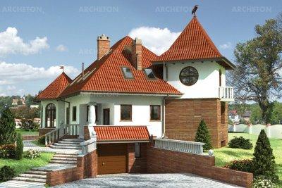 Проект дома Скрипач