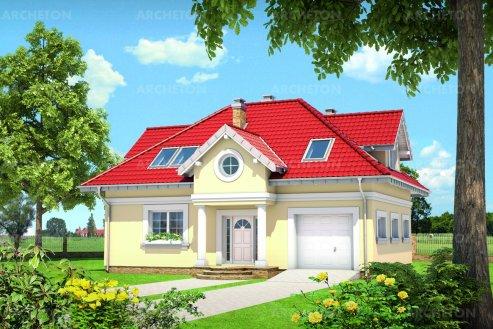 Проект дома Скрябик Каро