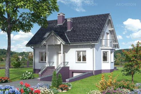 Проект дома Соня Мини