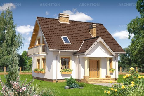 Проект дома Стас Альтер