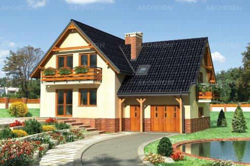 Проект дома Юлиан