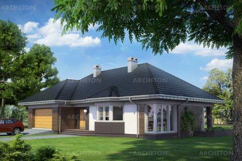 Проект дома Сириус Ату