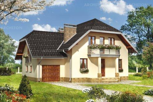 Проект дома Семен