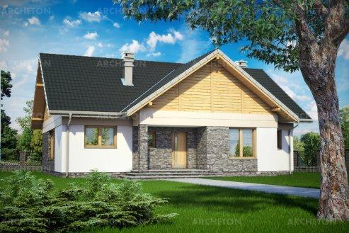Проект дома Тала