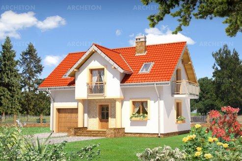 Проект дома Талюс