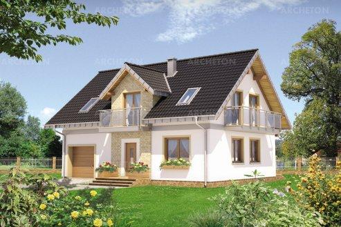 Проект дома Тарот
