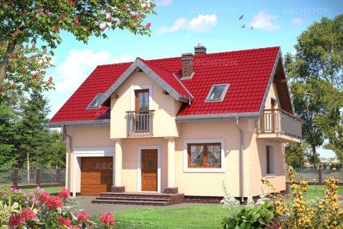 Проект дома Томир Люкс