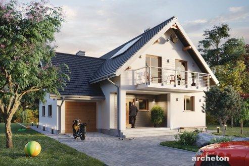 Проект дома Тося Мобиль