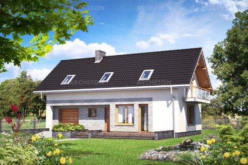 Проект дома Тулио