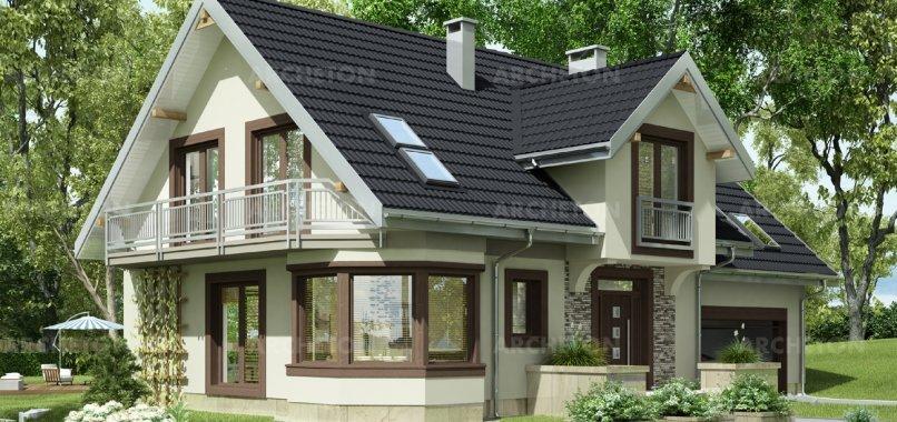 Проект дома Туркус