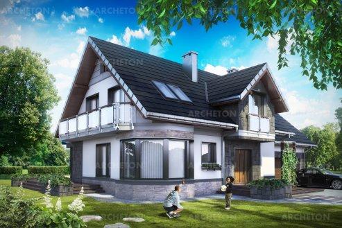 Проект дома Туркус Рекс