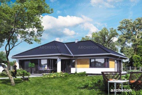 Проект дома Тисиан