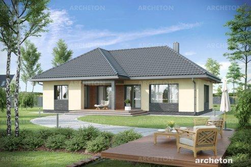 Проект дома Тимон