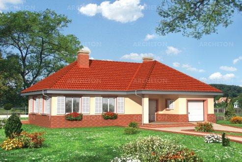 Проект дома Малый Тимофей