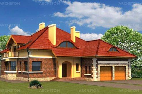 Проект дома Любар