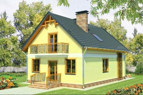 Проект дома Нерон