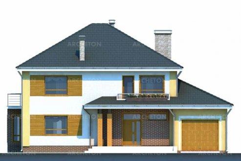 Проект дома Суховоля