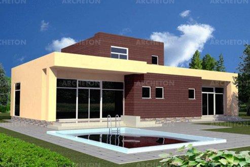Проект дома Верона