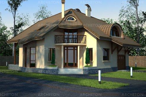 Проект дома ГП-120-06