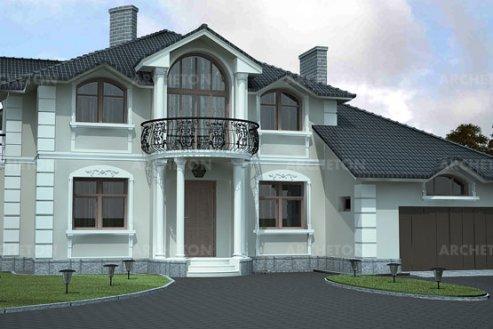 Проект дома ГП-139-06