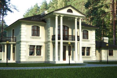 Проект дома ГП-141-04