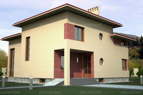 Проект дома ГП-89-07