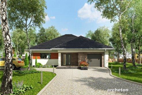 Проект дома Валери