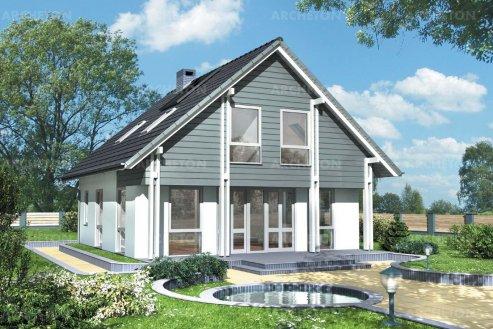 Проект дома Вальтер