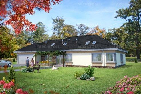 Проект дома Вилла Маринин