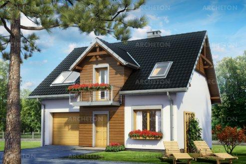 Проект дома Винник