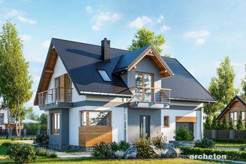 Проект дома Витек