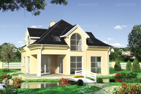 Проект дома Вольфганг