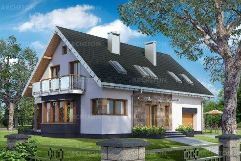 Проект дома Захира