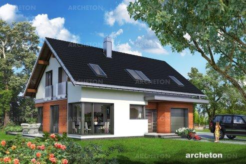 Проект дома Зефир Нова
