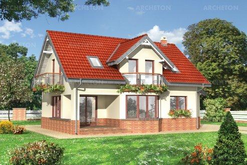 Проект дома Зенон