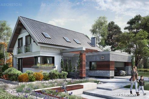 Проект дома Зенон Альфа