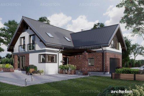 Проект дома Зенон Ас