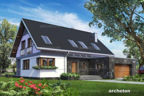 Проект дома Зенон Ату