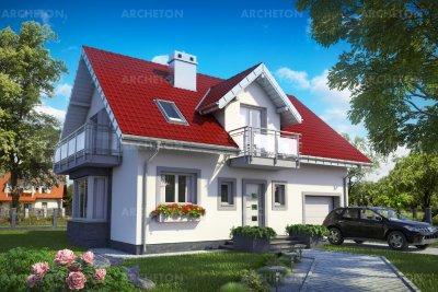Проект дома Софи Мини Нео