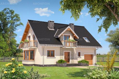 Проект дома Софи Нео